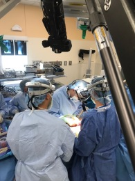 Experienced credentials for surgical video productions